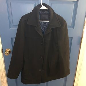 Insulated Tommy Hilfiger pea coat